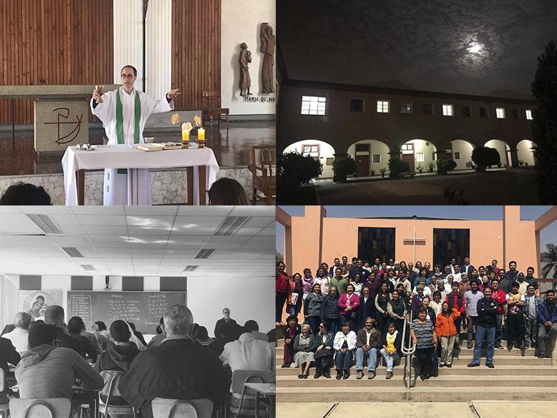 CULMINARON LOS EE DE 8 DÍAS DIRIGIDOS POR EL P. RODRÍGUEZ OLAIZOLA SJ
